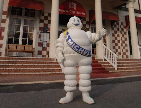 Energy Saver Tour Michelin